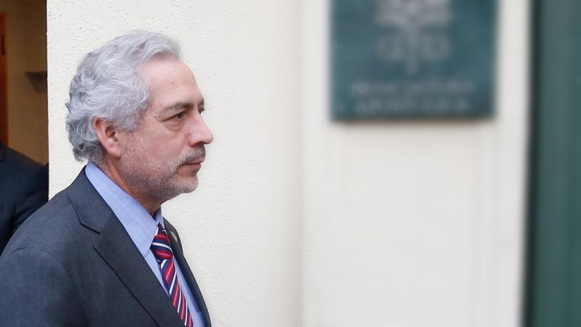 Autoridades de Chile allanan la Conferencia Episcopal por casos de abusos sexuales