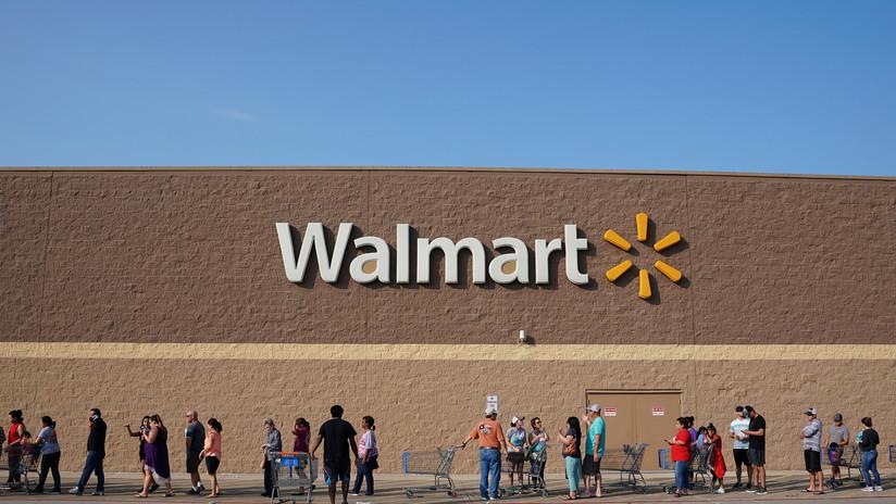 Arrestan a una pareja tras un tiroteo en un Walmart de Filadelfia, varios resultaron heridos (actualidad.rt.com)