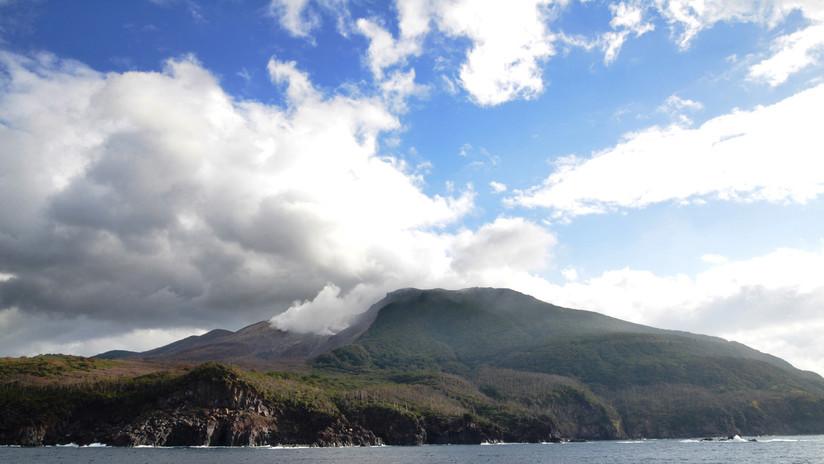 Alertan sobre una posible gran erupción de un volcán en el sur de Japón