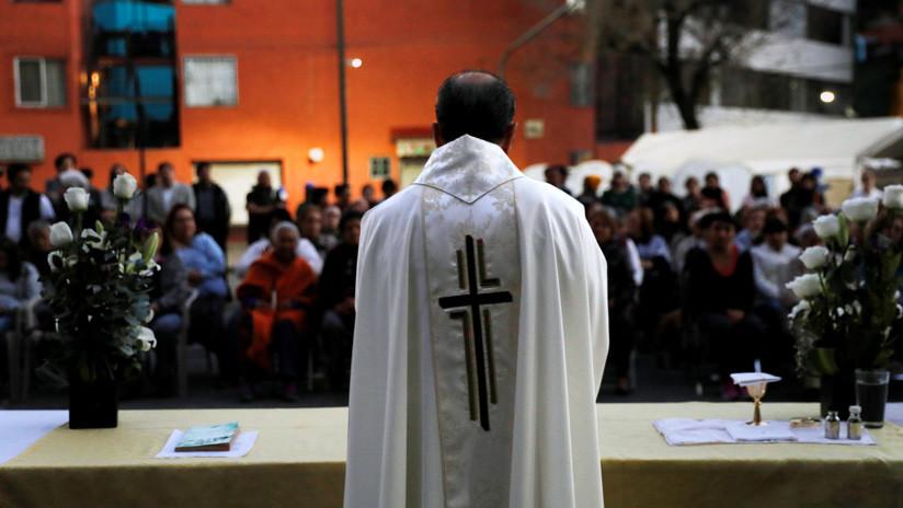 """""""Violados por vía oral, vaginal y anal"""": Documentan abusos de sacerdotes a 1.000 menores en EE.UU."""