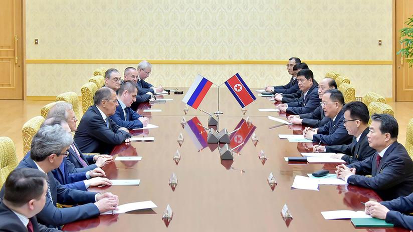 EEUU sanciona a compañías rusas y chinas vinculadas a Corea del Norte