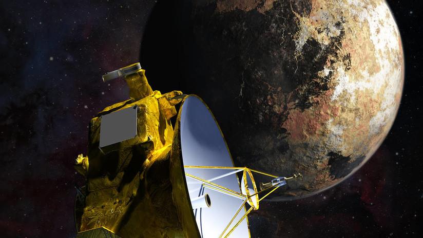 Una sonda de la NASA halla señas de una enorme estructura en un extremo del sistema solar
