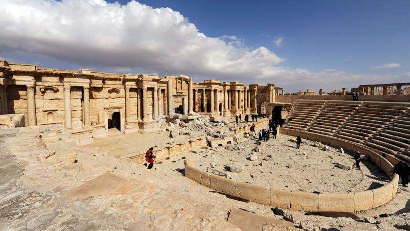 La ciudad siria de Palmira podrá recibir turistas el verano de 2019