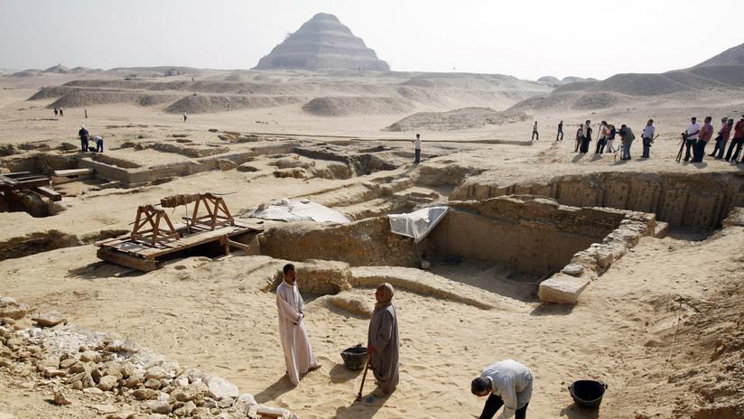 Encuentran bacteria asesina dentro del queso más antiguo en Egipto
