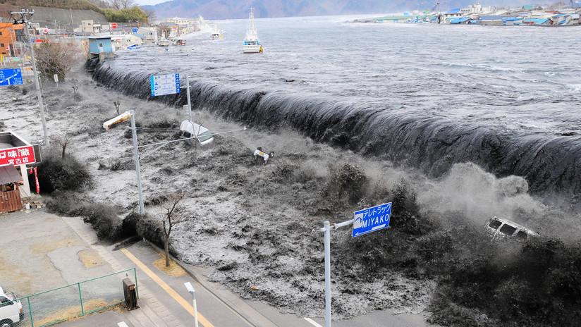 El aumento del nivel del mar subirá el riesgo de daños devastadores por tsunami en todo planeta