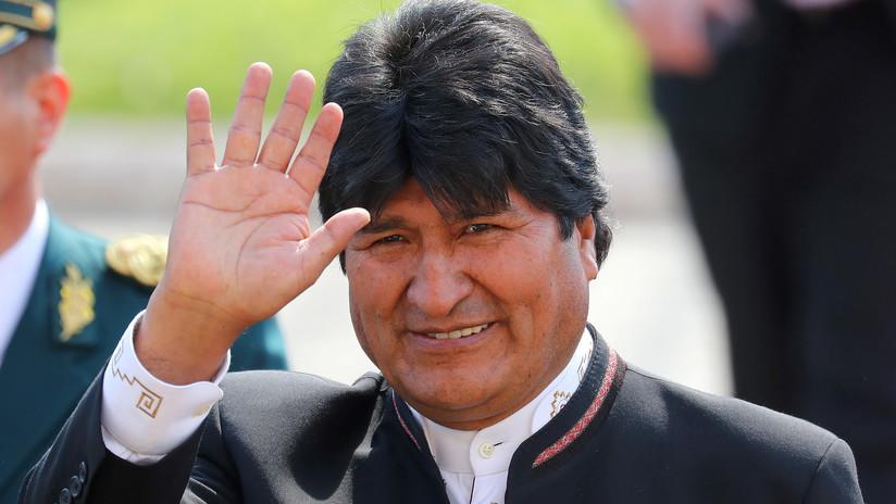 Evo Morales espera que Putin visite Bolivia en noviembre