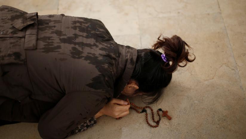 Agresiones sexuales con crucifijos: escalofriantes detalles sobre los curas pedófilos de Pensilvania