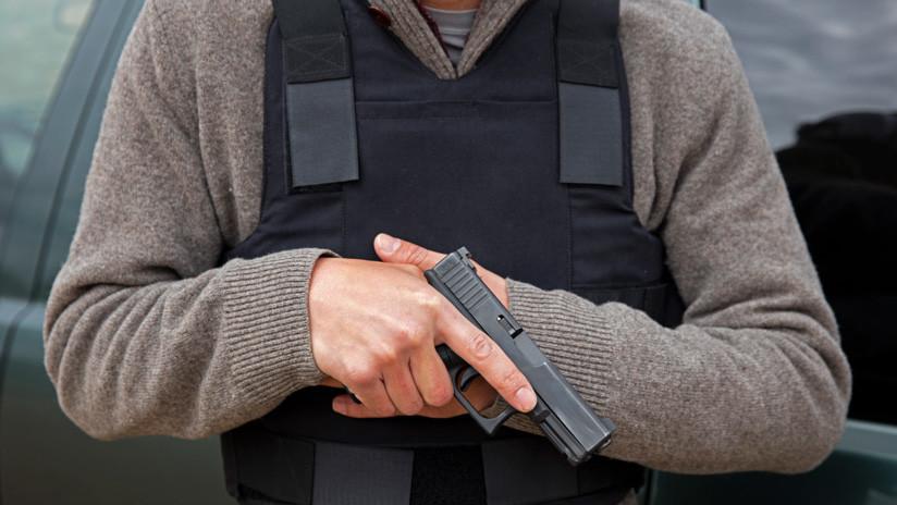 Policías de Argentina disponen de chalecos antibalas 'inteligentes'