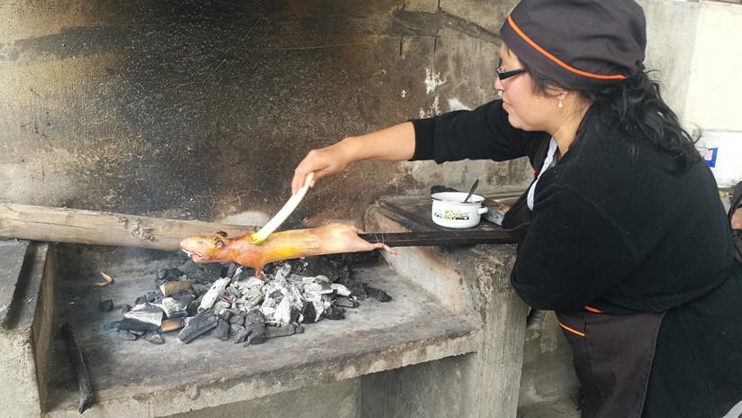 'Cuy' asado o frito: la proteína no convencional que se consume en varios países de Suramérica