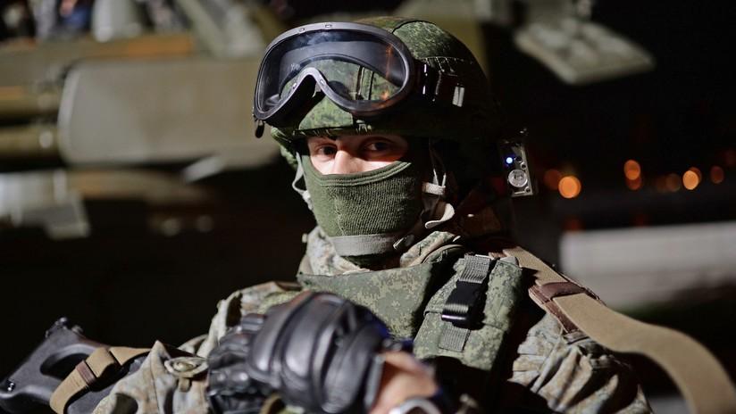 Rusia diseña una coraza con una fibra innovadora para proteger mejor a sus soldados
