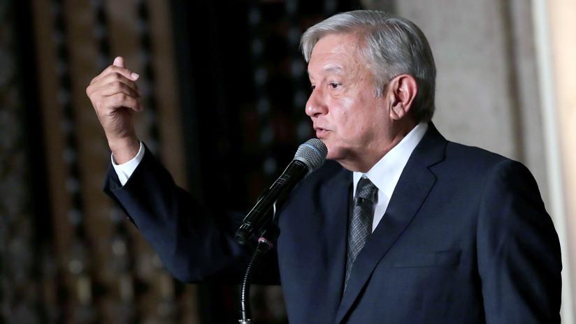 López Obrador presenta dictamen con dos opciones viables sobre la viabilidad del Nuevo Aeropuerto