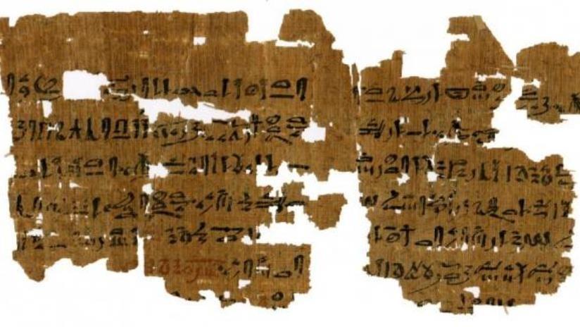 Un papiro egipcio descifrado revela detalles increíbles de antiguas prácticas médicas