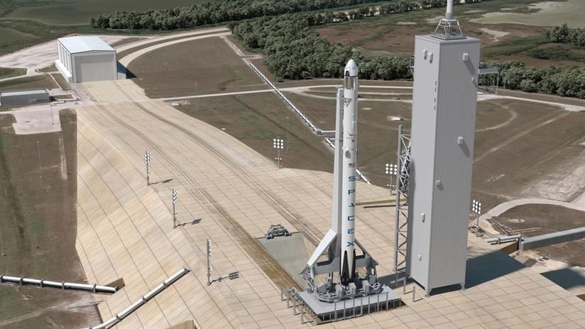 NASA aprueba arriesgado plan de Musk de llenar de combustible el Dragon 2 con la tripulación a bordo