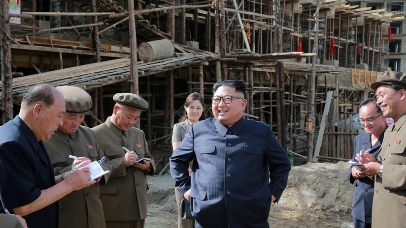 """Kim Jong-un: Pueblo norcoreano """"está escribiendo la historia de milagro mitológico"""" pese a sanciones"""