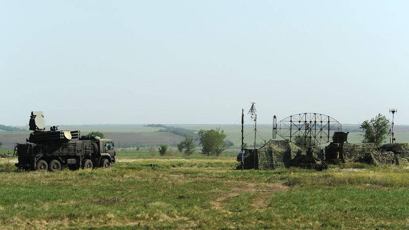 Anuncian pruebas de un misil modernizado para los complejos rusos Pántsir