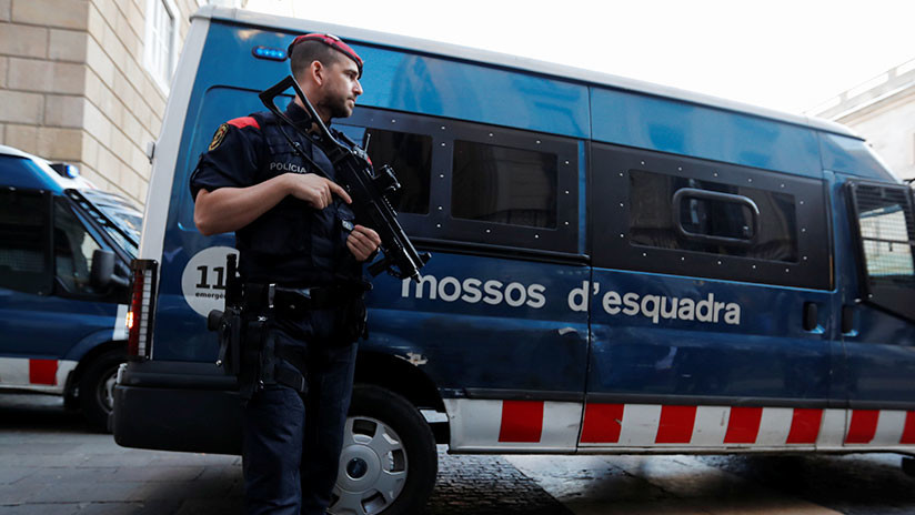 Los mossos consideran el ataque de Barcelona como