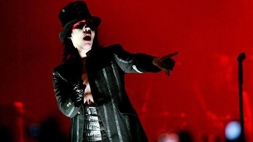 IVEO. Marilyn Manson se desmaya en pleno concierto y revelan la razón