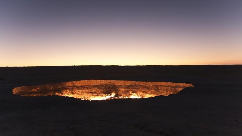 'Mi gozo en un pozo': Los cráteres y hoyos subterráneos más inesperados e impactantes del planeta