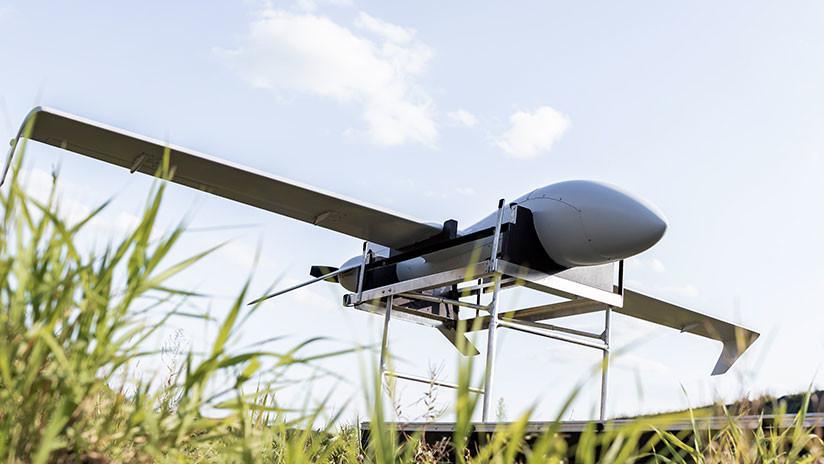 VIDEO: Kaláshnikov presenta un innovador dron de reconocimiento que puede volar 1.200 kilómetros