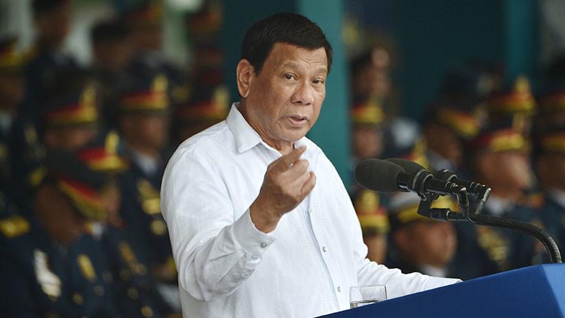 """Duterte: """"Se existe Deus, não há pobreza"""""""