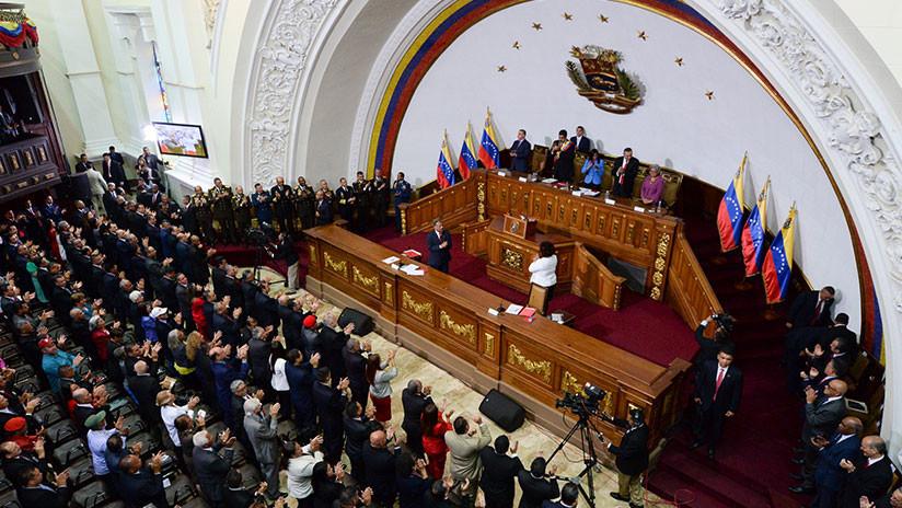 ANC aprueba propuesta de reforma fiscal en Venezuela