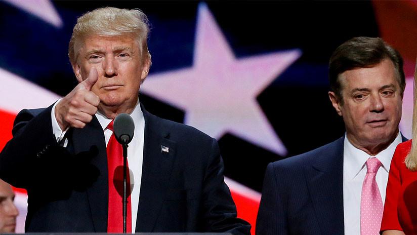Paul Manafort, exjefe de campaña de Trump, es hallado culpable de fraude fiscal y bancario