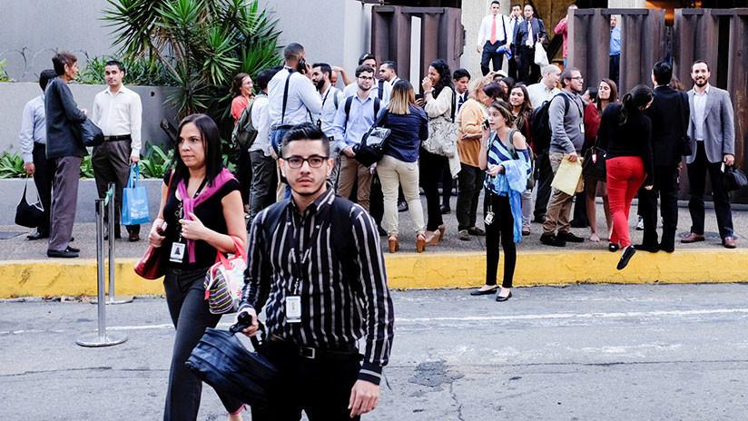 Activan posible alerta de tsunami, tras sismo en Venezuela