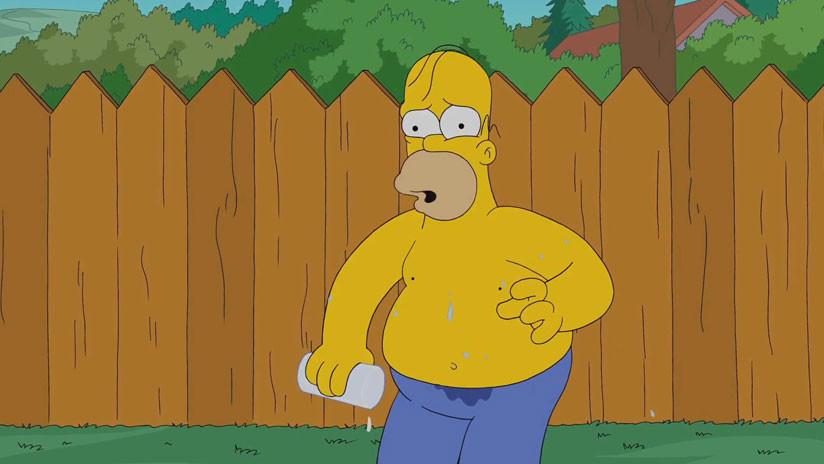 ¿Cómo sería Homero Simpson en la vida real?