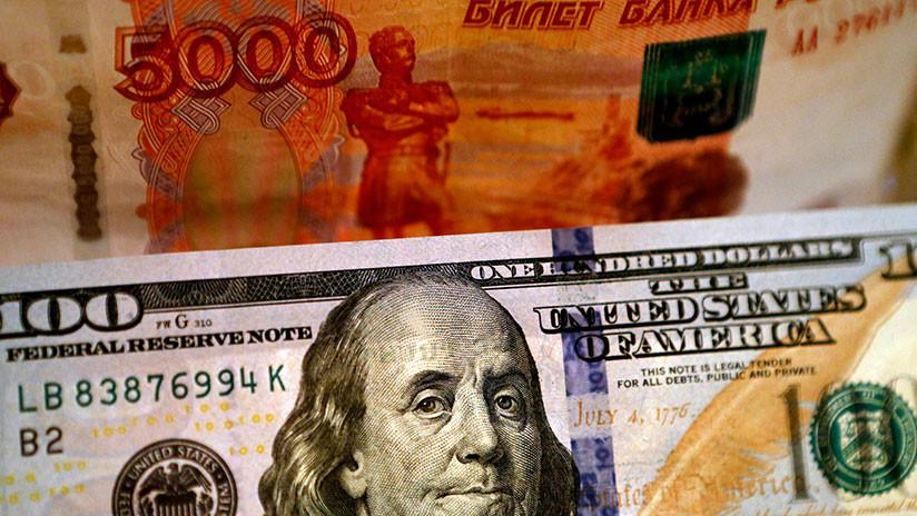 Rusia: La respuesta a las sanciones de EE.UU. debe liberarnos de la dependencia del dólar