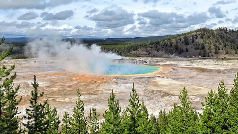"""Los volcanes no son el peligro: """"Habrá terremotos de magnitud 7 en Yellowstone"""""""