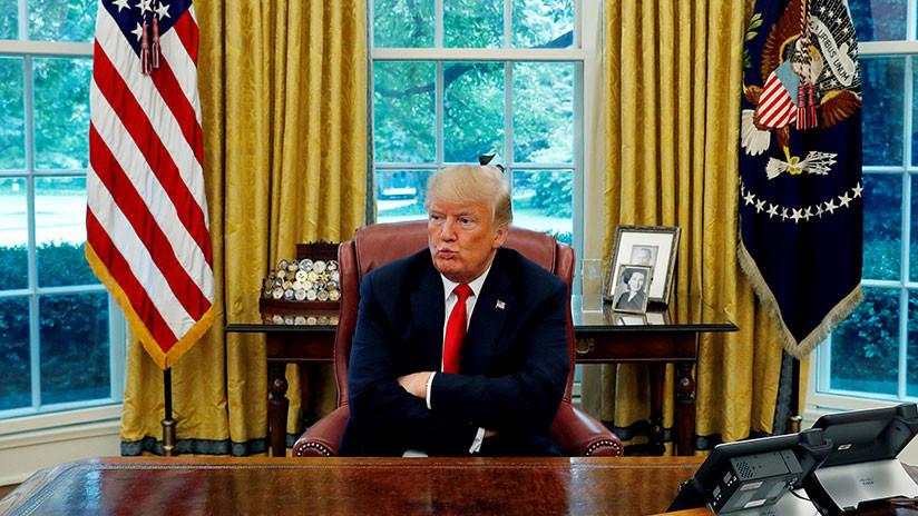 ¿Qué pasaría si Trump perdiera el poder vía 'impeachment'? Responde el mismo Trump