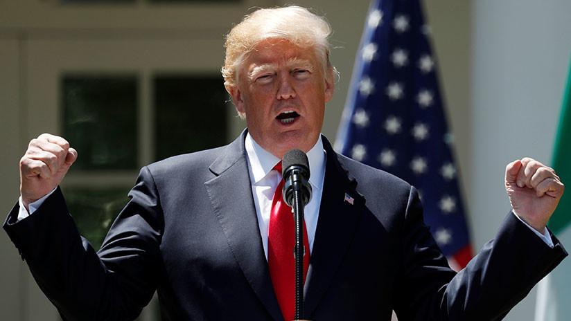 Trump se pone un sobresaliente como presidente