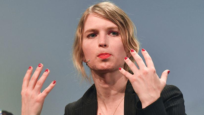 Chelsea Manning conmemora los cinco años de su declaración de transexualidad
