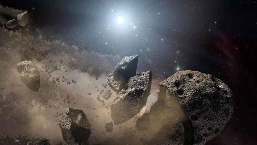 La NASA avisa sobre aproximación peligrosa de un asteroide a la Tierra