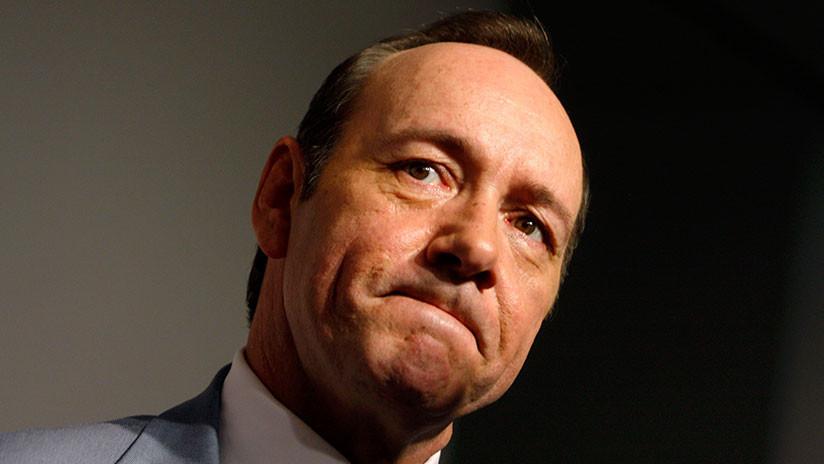 Surge una nueva acusación contra Kevin Spacey por agresión sexual