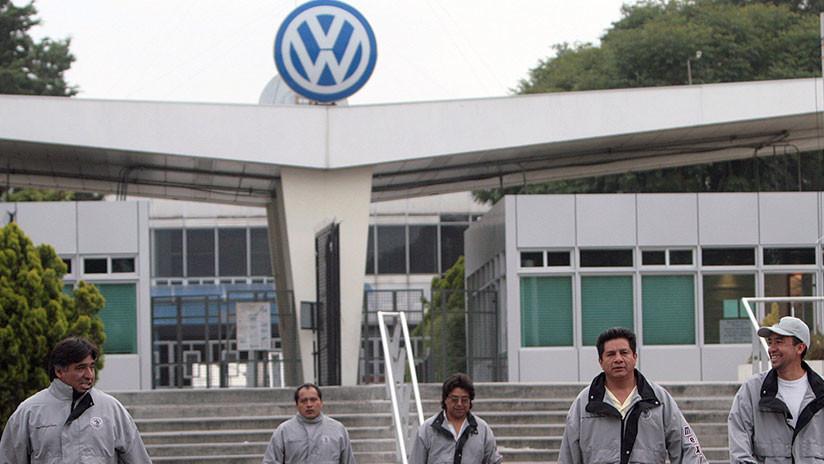 Agricultores mexicanos acusan a Volkswagen de alterar el clima y provocar una sequía