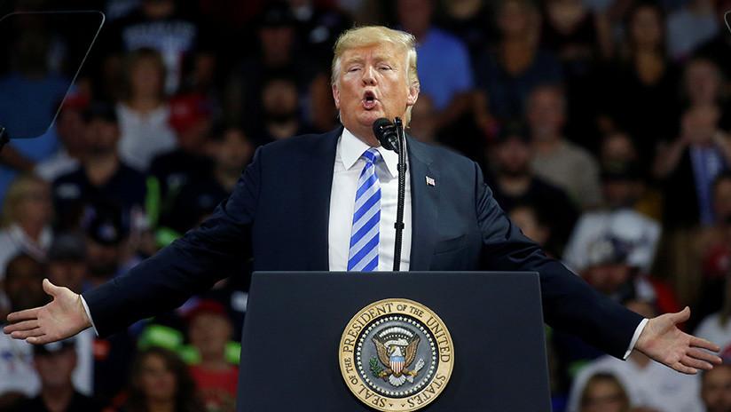 """""""Silencian a millones de personas"""": Trump acusa de censura a las redes sociales"""