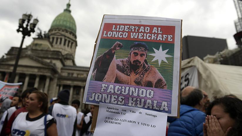 La Corte Suprema argentina aceptó extraditar a Chile al líder mapuche Facundo Jones Huala