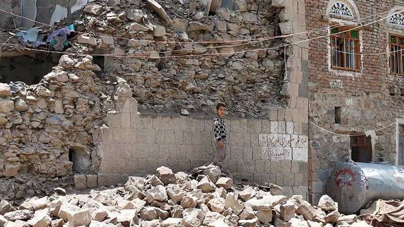 Al menos 22 niños mueren en Yemen por un ataque aéreo de la coalición liderada por Arabia Saudita