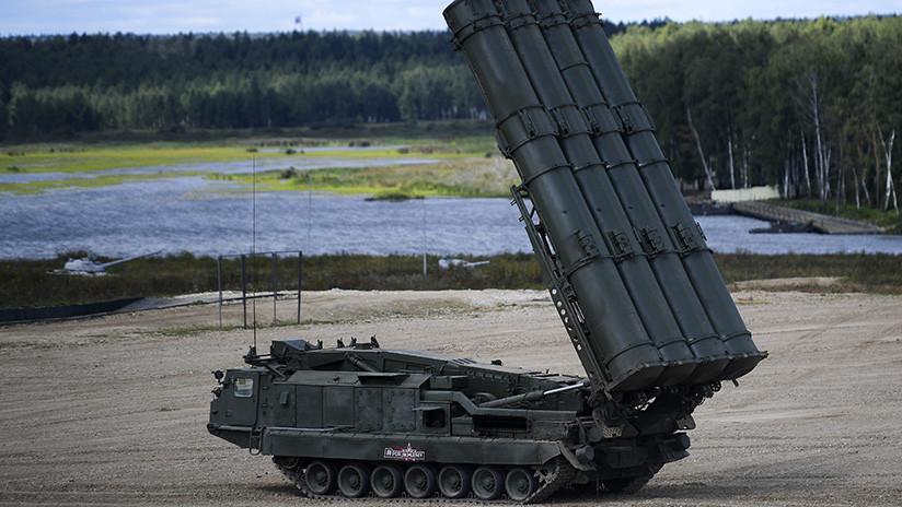 Revelan en qué esferas militares supera Rusia a EE.UU.