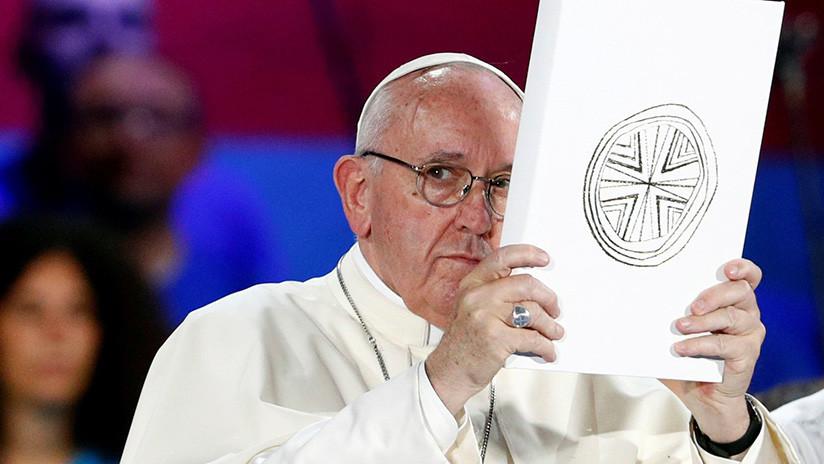 Acusador del Papa: La corrupción llegó a la cúpula de la Iglesia