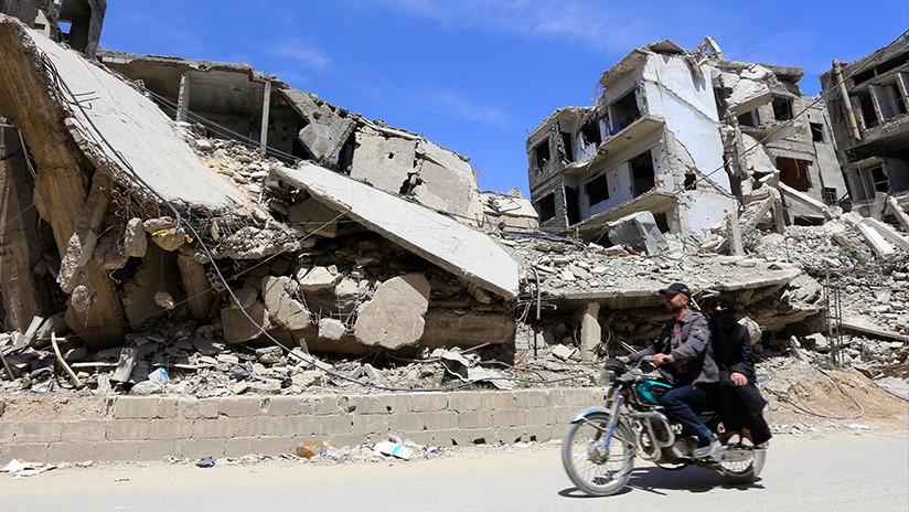 Rusia revela dónde y cuándo se perpetraría un ataque químico como pretexto para atacar Siria