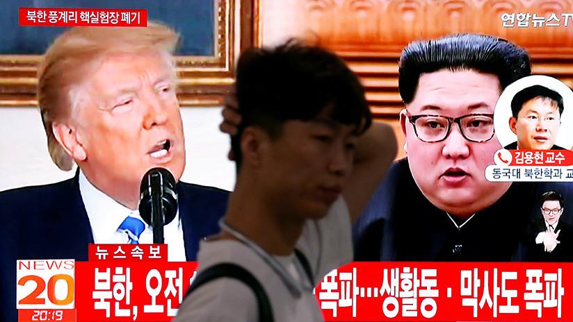Corea del Norte es una amenaza grave e inminente, advierte Japón