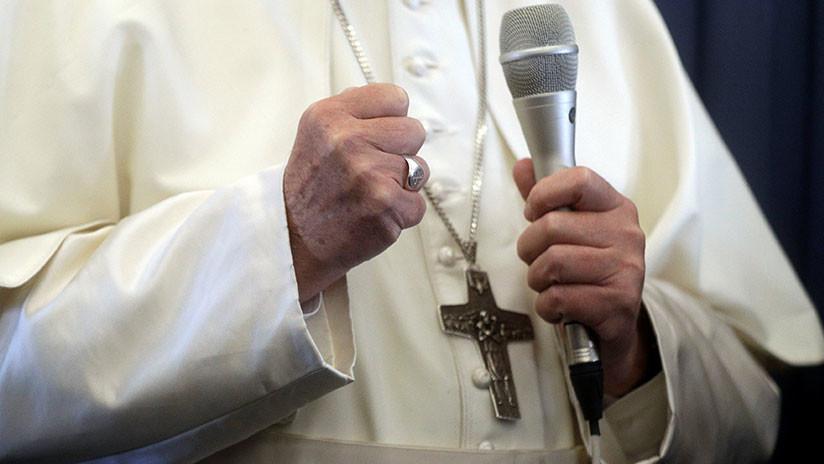 El papa se niega a confirmar si sabía sobre el abuso de menores por parte de un arzobispo