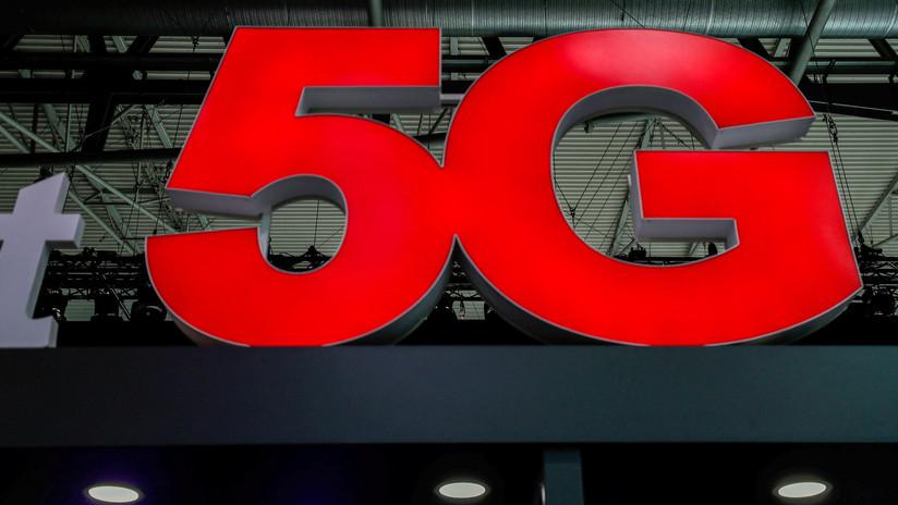 La red móvil 5G será cien veces más rápida
