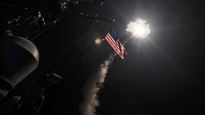 """Moscú: """"Los misiles Tomahawk del destructor Ross de EE.UU. pueden alcanzar todo el territorio sirio"""""""