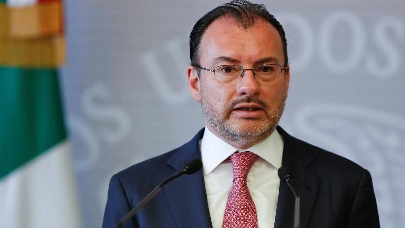 """Luis Videgaray: Para México es """"fundamental"""" que Canadá sea parte del TLCAN"""
