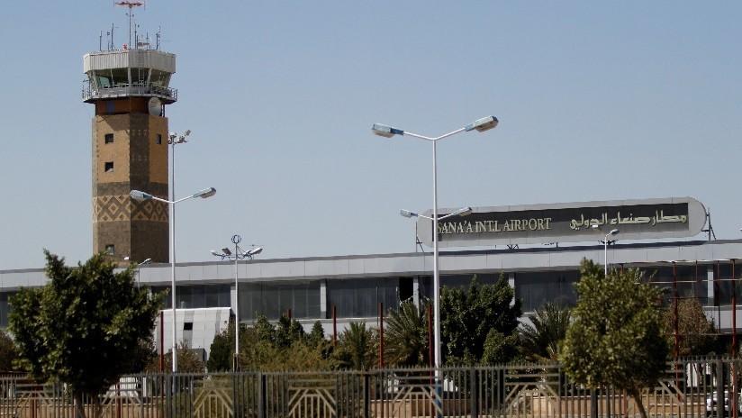 La coalición internacional liderada por Arabia Saudita bombardea posiciones de los hutíes en Saná