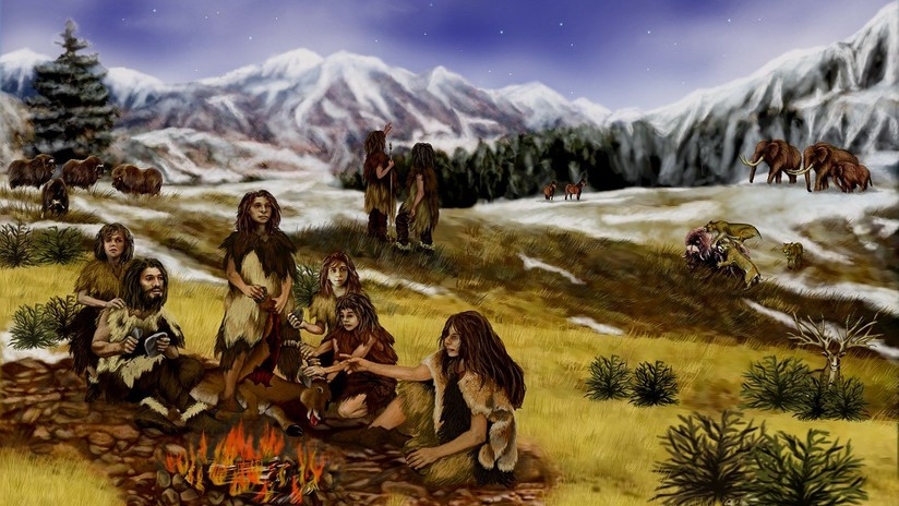 Revelan la causa que pudo condenar a los neandertales a la extinción y favorecer al 'Homo sapiens'