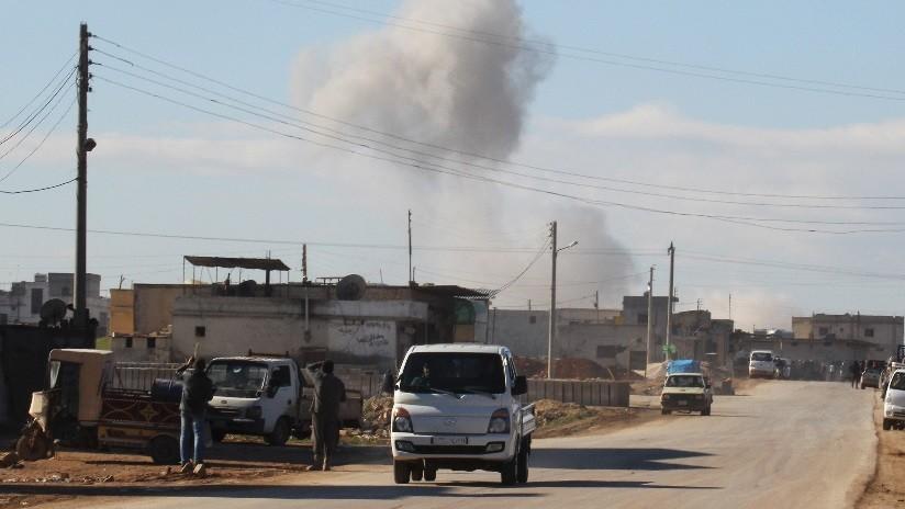 """Cascos Blancos suministraron sustancias tóxicas a milicianos en Siria para montar ataque químico"""